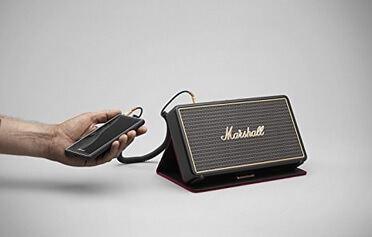 avis marshall stockwell test d 39 une enceinte bluetooth unique. Black Bedroom Furniture Sets. Home Design Ideas